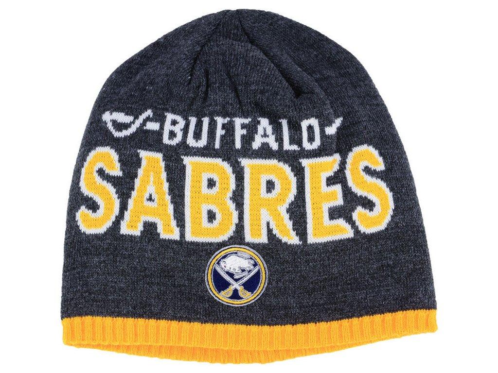 Zimní čepice Buffalo Sabres NHL Heather Beanie - Fanda-NHL.cz cf472e8a56