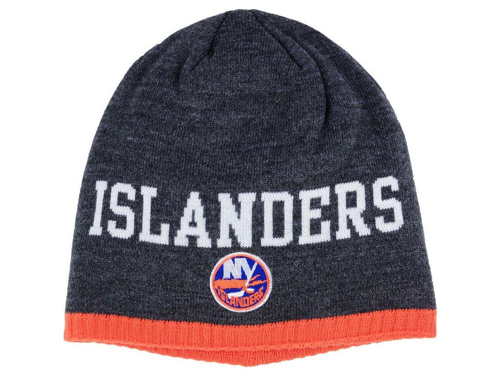 Zimní čepice New York Islanders NHL Heather Beanie - Fanda-NHL.cz f51e3abccc