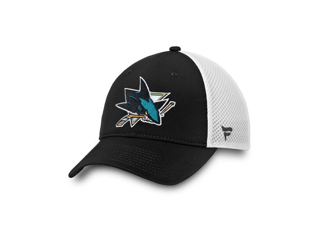 Kšiltovka San Jose Sharks Iconic Maze Trucker - Fanda-NHL.cz c7507d59b2
