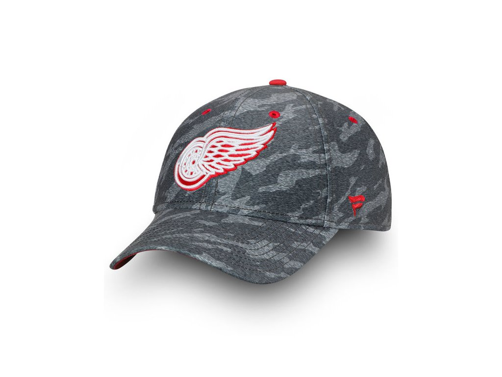c59904a459f Kšiltovka Detroit Red Wings Made2Move Camo Flex - Fanda-NHL.cz