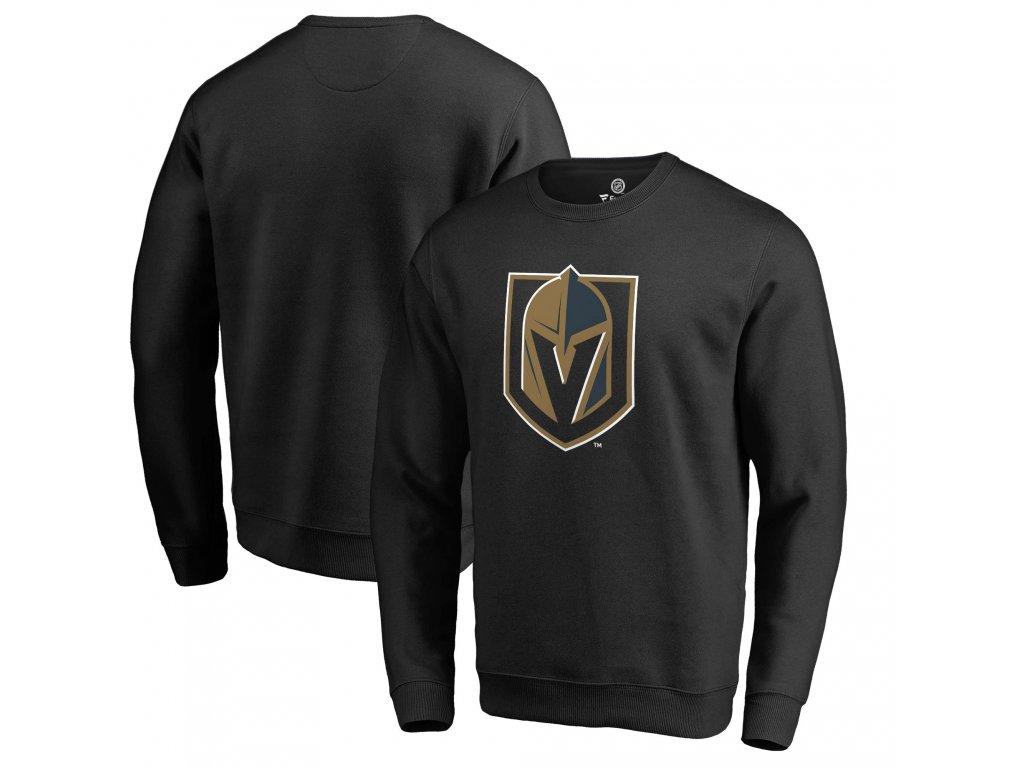 on sale 8ec96 3c2b7 Mikina Vegas Golden Knights Primary Team Logo Pullover Sweatshirt