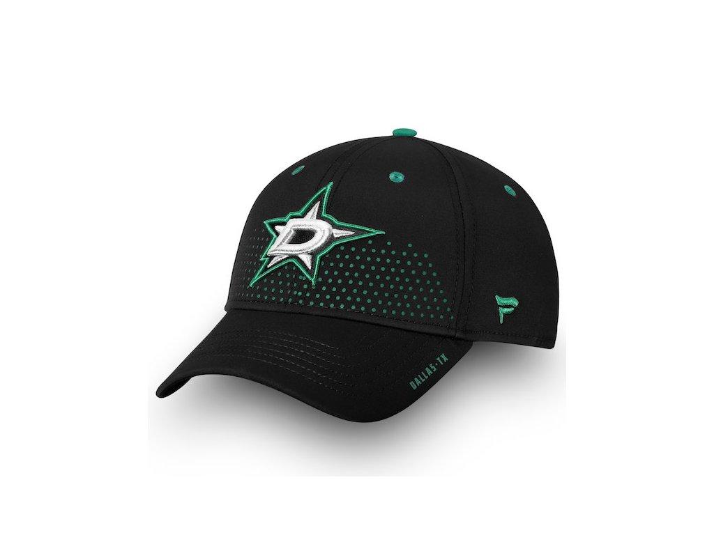 Kšiltovka Dallas Stars 2018 NHL Draft Flex