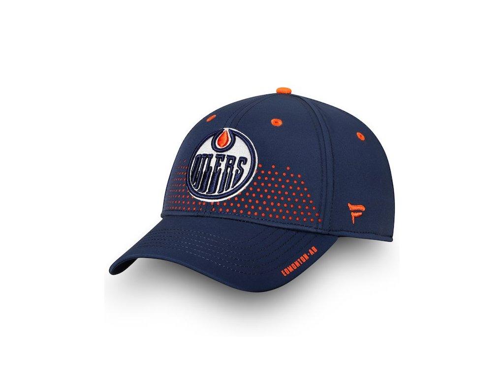 Kšiltovka Edmonton Oilers 2018 NHL Draft Flex - Fanda-NHL.cz 9e2214288e