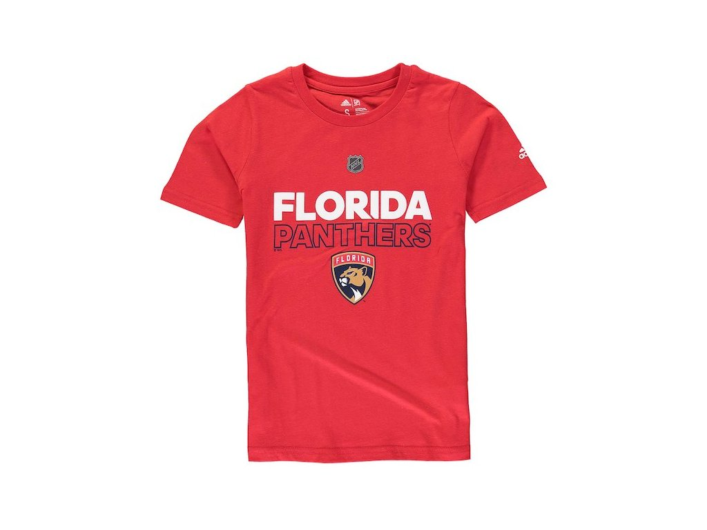 Dětské Tričko Florida Panthers Adidas Authentic Ice