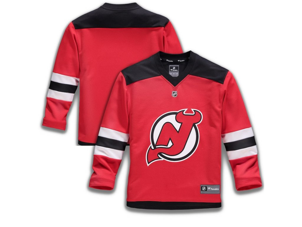 innovative design 57da1 5659e Dětský Dres New Jersey Devils Replica Home Jersey
