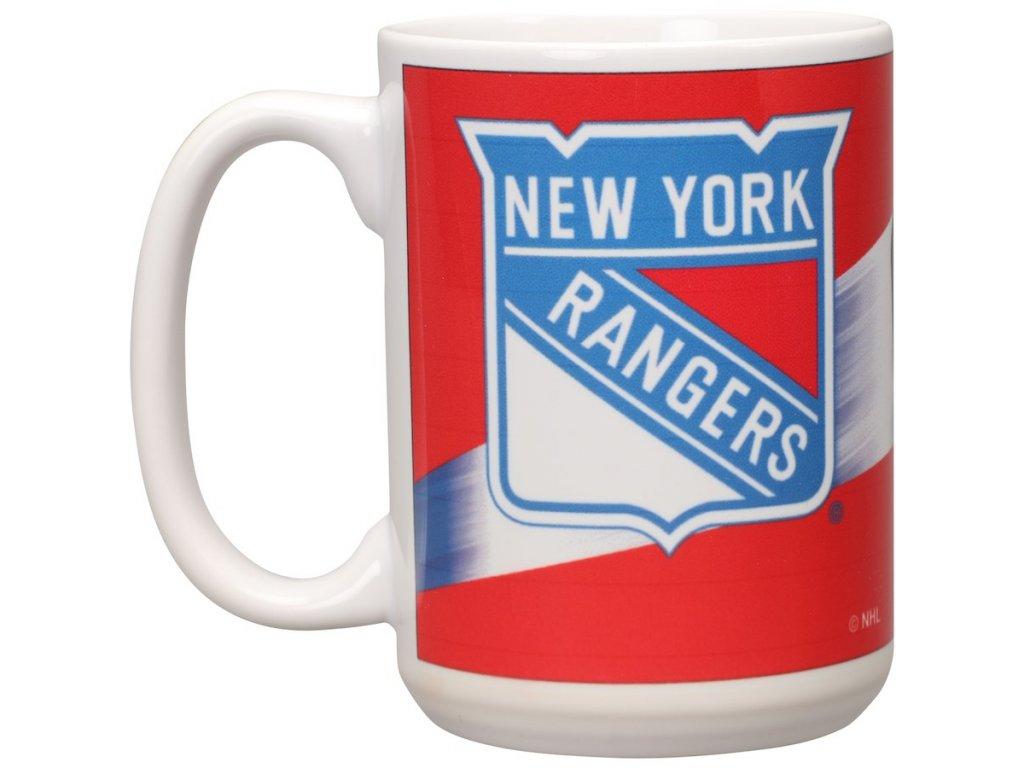 Hrnek New York Rangers 3D Graphic Mug - Fanda-NHL.cz af9d110c91