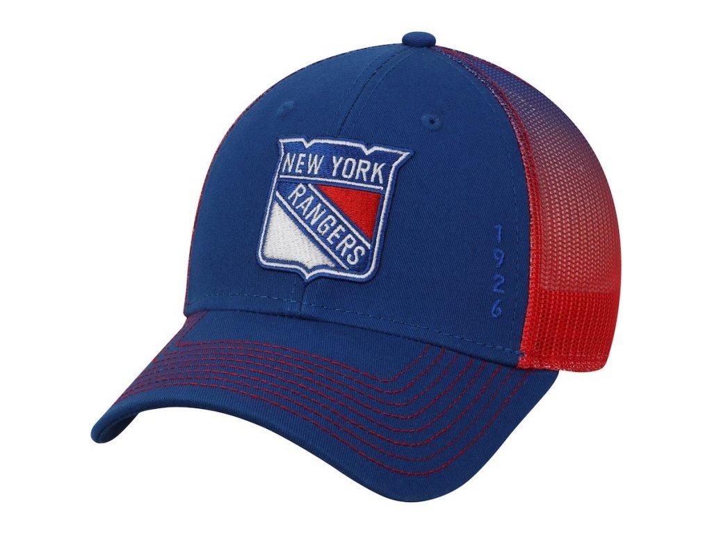 Kšiltovka New York Rangers Cross Fade Trucker - Fanda-NHL.cz 398b8a2932