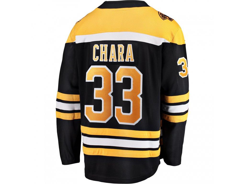 new style c487e e4ace Dres Boston Bruins #33 Zdeno Chara Breakaway Alternate ...