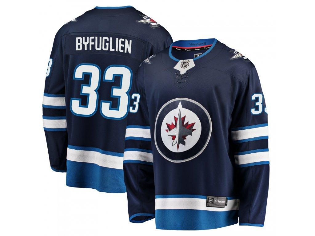 Mikina Winnipeg Jets Adidas Jersey Lace-Up Pullover Hoodie - Fanda-NHL.cz fe55c79d5