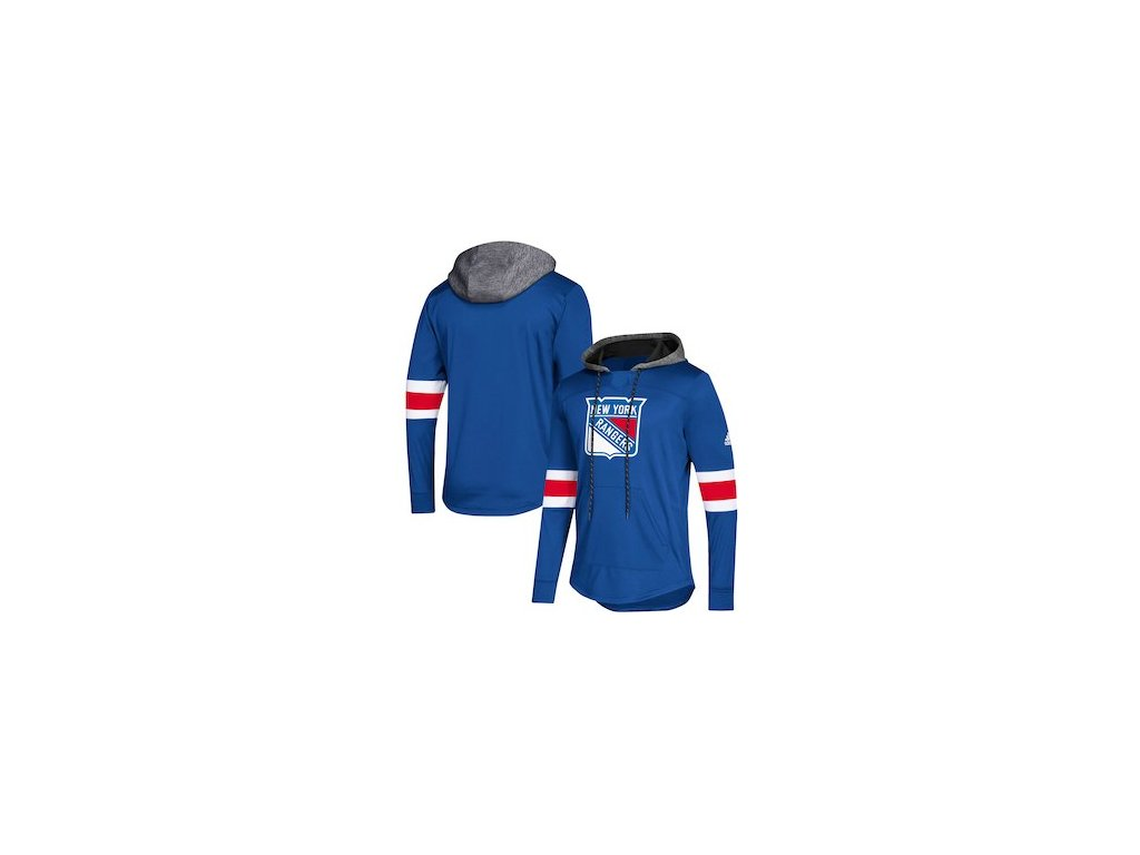 Mikina New York Rangers Adidas Platinum Jersey Pullover Hoodie ... 754a6ea1b