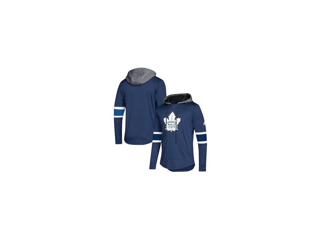 Mikina Toronto Maple Leafs Adidas Platinum Jersey Pullover Hoodie ... 9b6e284d97a