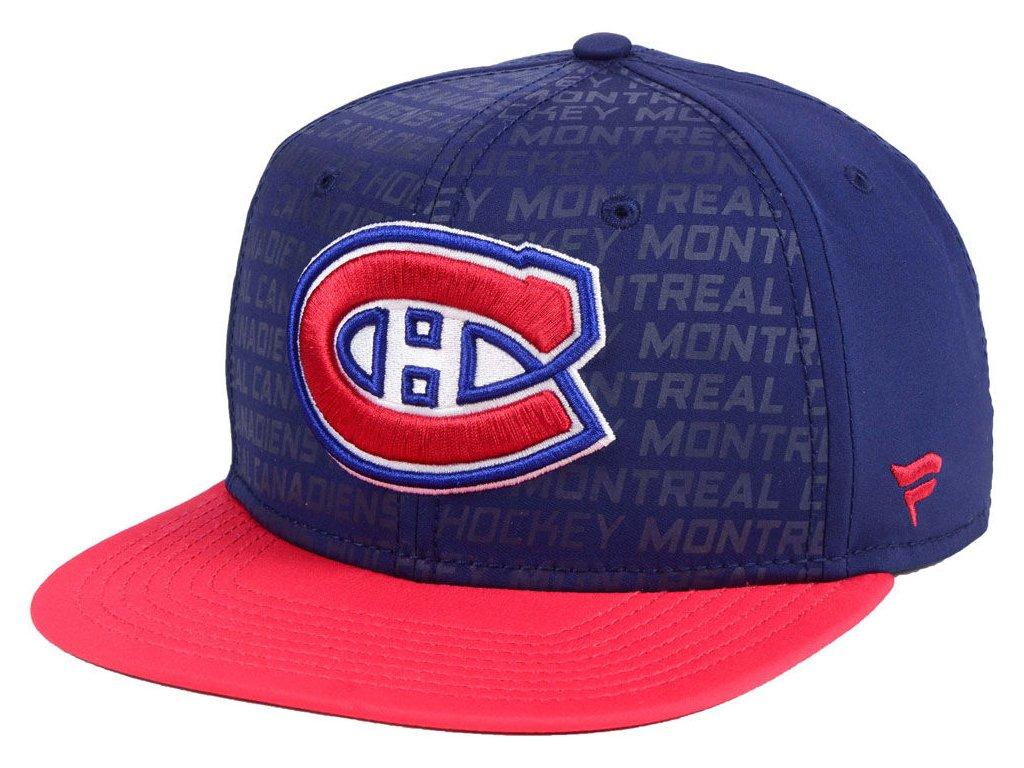Kšiltovka Montreal Canadiens Rinkside Snapback - Fanda-NHL.cz 5185cfb812