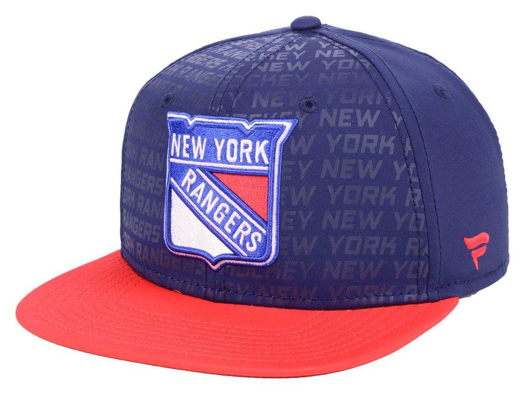 Kšiltovka New York Rangers Rinkside Snapback - Fanda-NHL.cz 017cd6c572