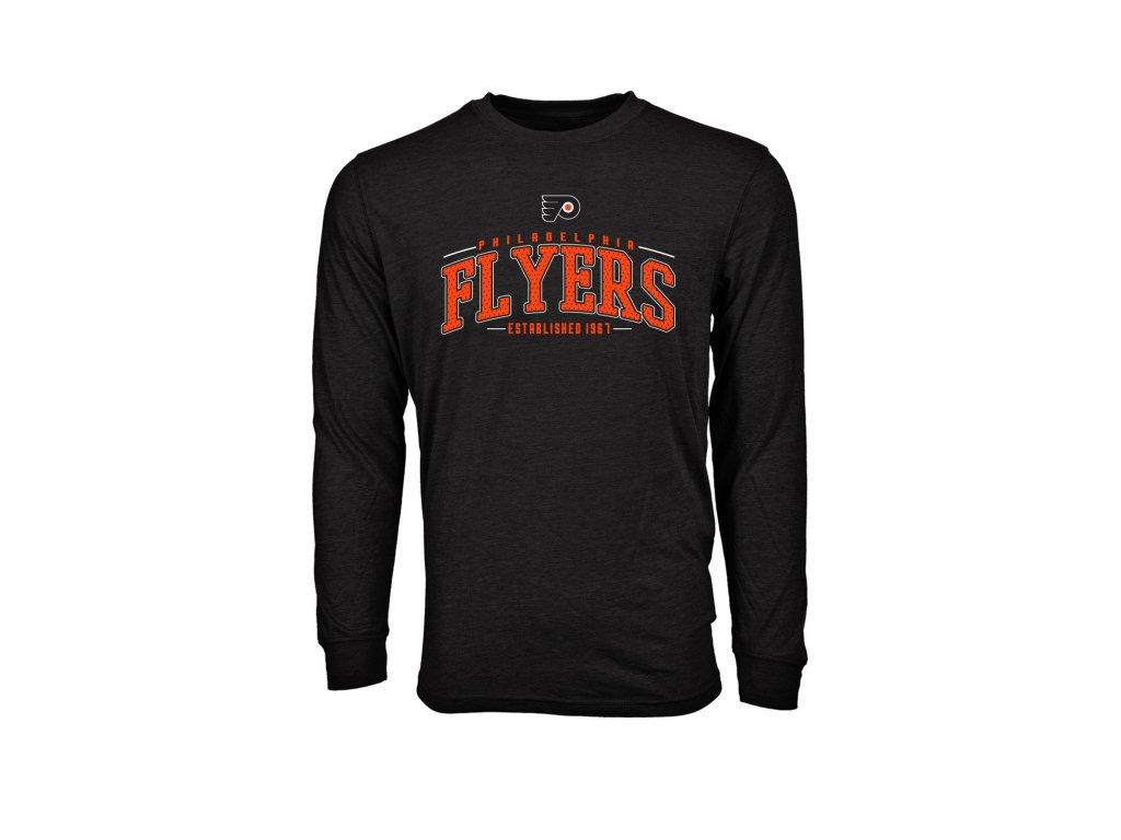 Tričko Philadelphia Flyers Mesh Text LS - Fanda-NHL.cz 191b62faa0