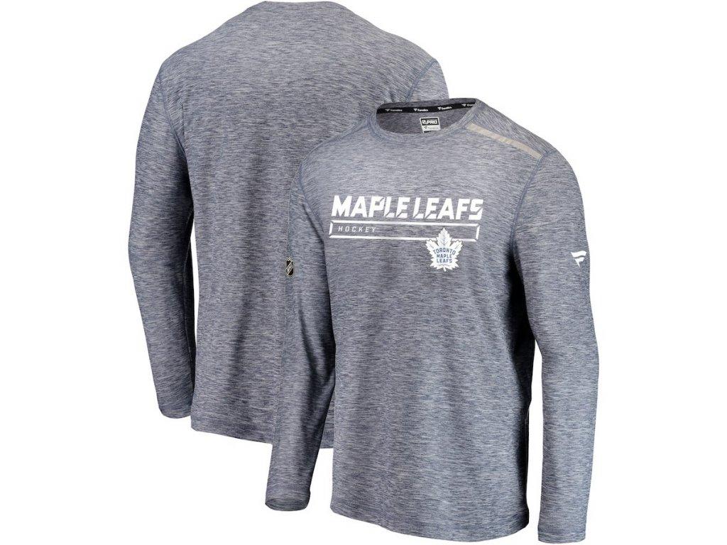 Tričko Toronto Maple Leafs Mesh Text LS - Fanda-NHL.cz 93baec7fbe