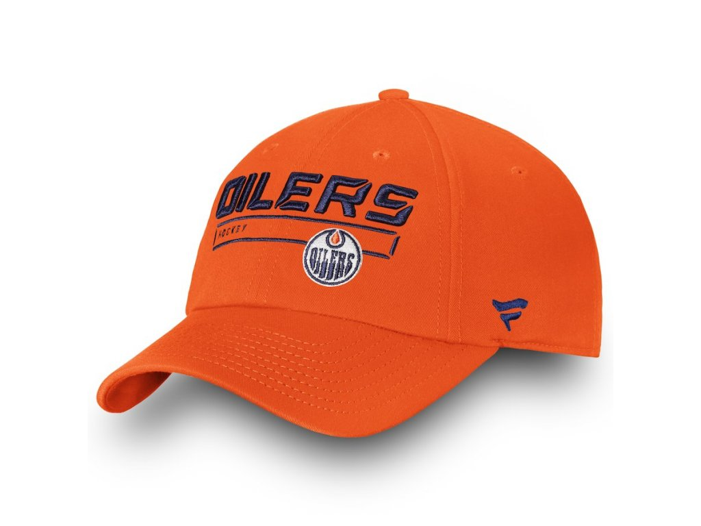 Kšiltovka Edmonton Oilers Authentic Pro Rinkside Fundamental