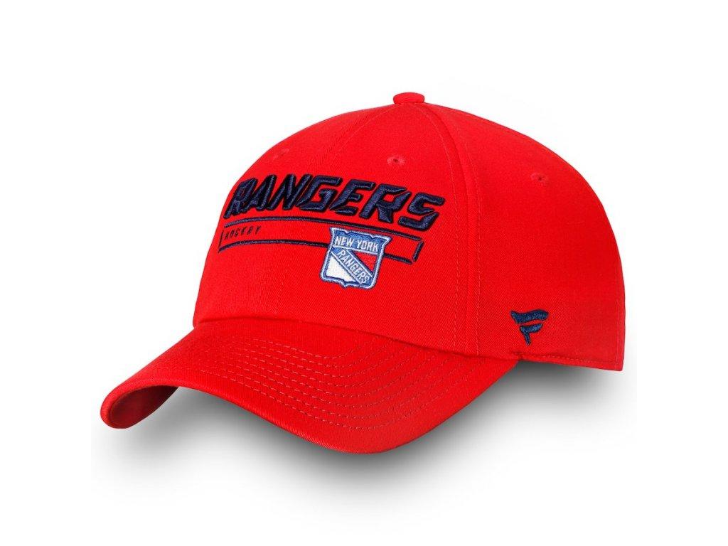 Kšiltovka New York Rangers Authentic Pro Rinkside Fundamental