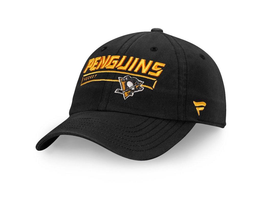 Kšiltovka Pittsburgh Penguins Authentic Pro Rinkside Fundamental