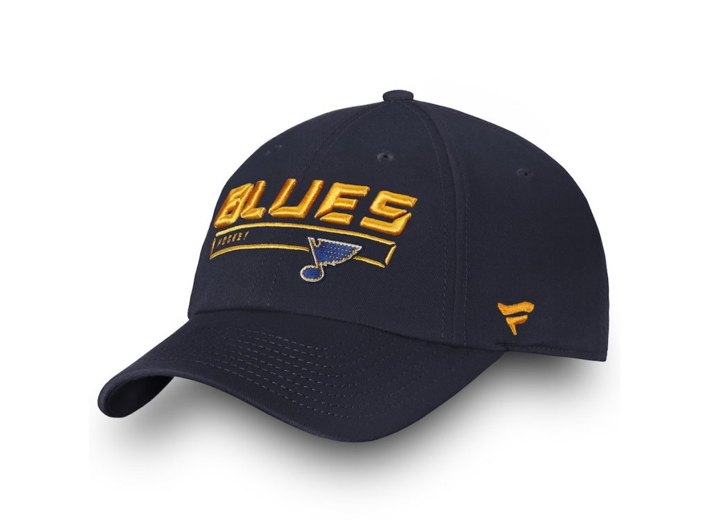 Kšiltovka St. Louis Blues Authentic Pro Rinkside Fundamental
