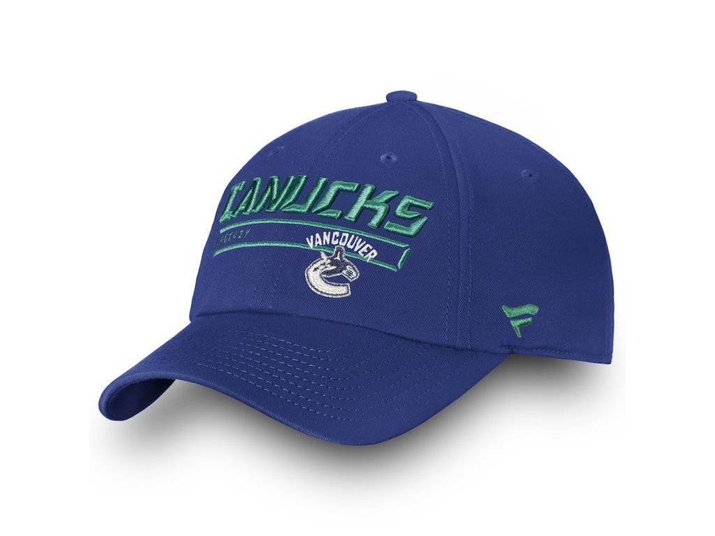 Kšiltovka Vancouver Canucks Authentic Pro Rinkside Fundamental
