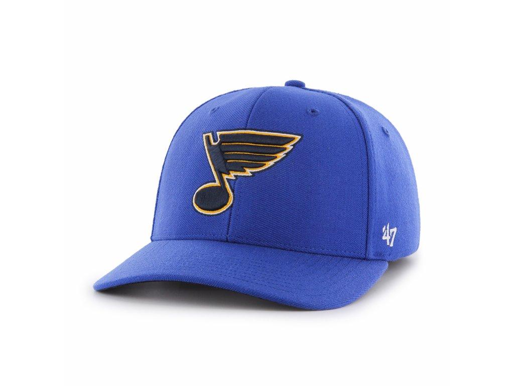 2e3b7dfb880 Kšiltovka St. Louis Blues 47 Contender - Fanda-NHL.cz