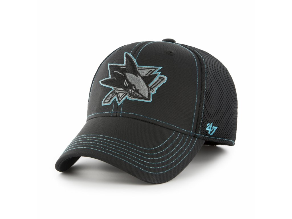 ad11e420c5f Kšiltovka San Jose Sharks 47 Astronaut Contender - Fanda-NHL.cz