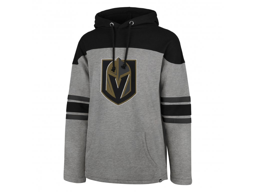 Mikina Vegas Golden Knights Adidas Jersey Lace-Up Pullover Hoodie - Fanda- NHL.cz 2901d5980