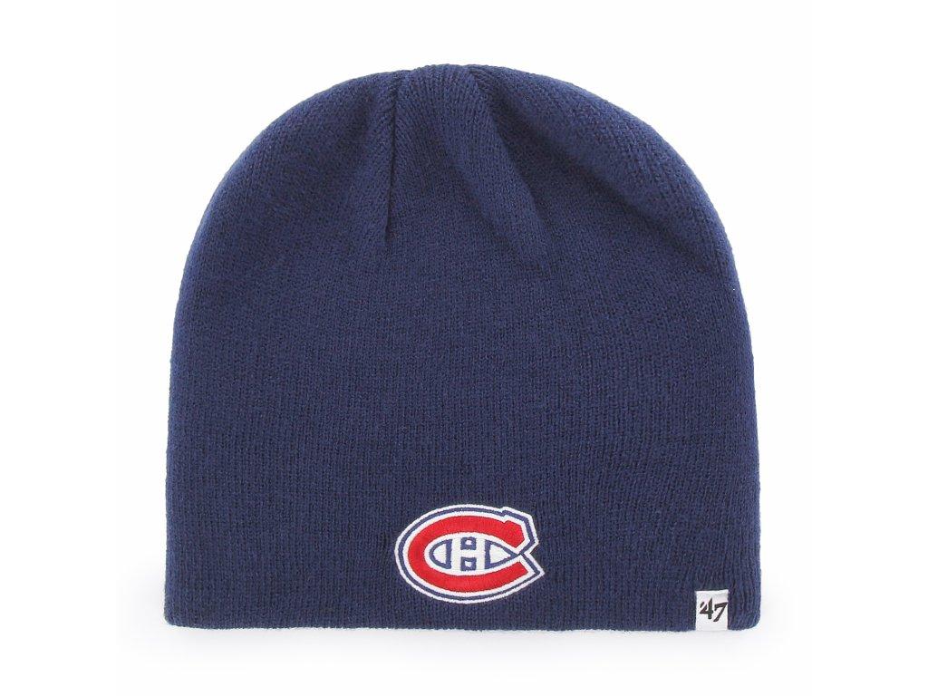 69a16951ac8 Zimní Čepice Montreal Canadiens 47 Beanie - Fanda-NHL.cz
