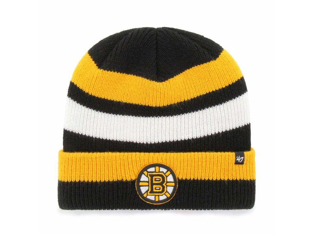 12c8cb7ddb7 Zimní Čepice Boston Bruins 47 Shortside Cuff Knit - Fanda-NHL.cz