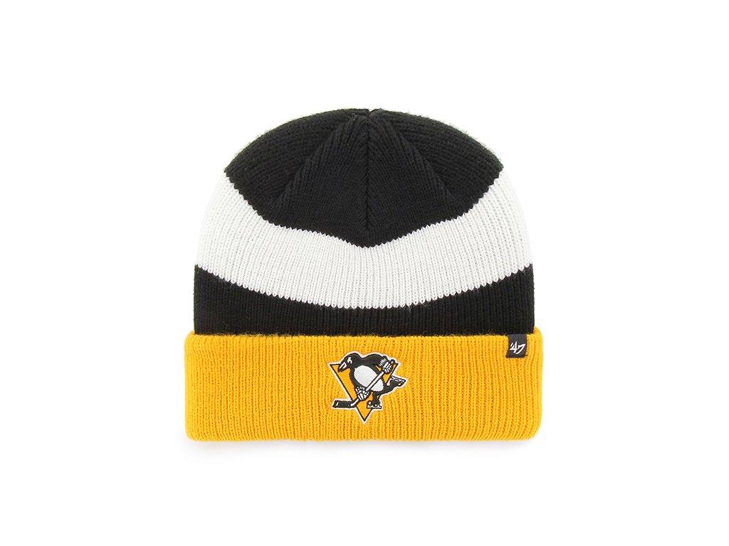 eb54d0b6783 Zimní Čepice Pittsburgh Penguins 47 Shortside Cuff Knit - Fanda-NHL.cz