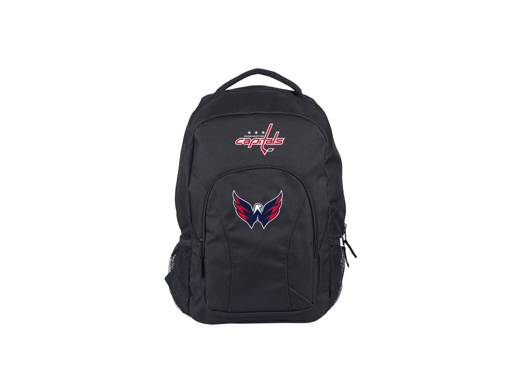 NHL Draftday Backpack Washington Capitals black