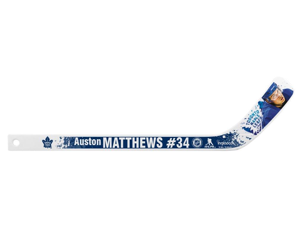 MATTHEWS NHLPA 2017 18 MINI PLAYER PLASTIC 997x266