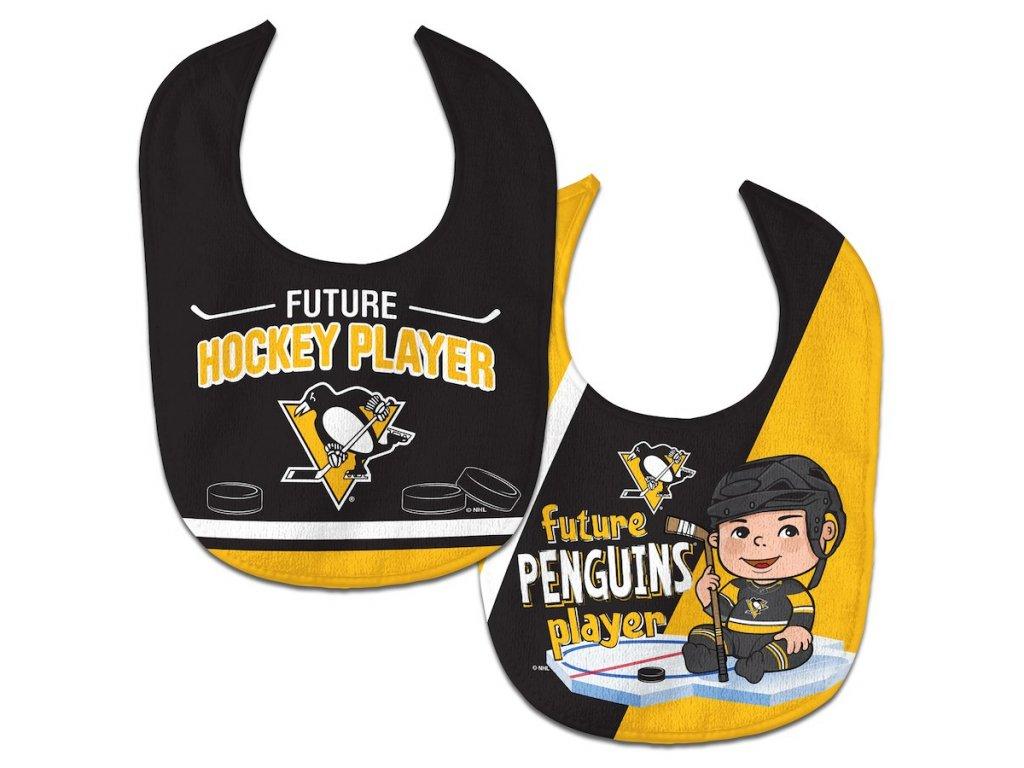 Tričko Pittsburgh Penguins Mesh Text LS - Fanda-NHL.cz 1444c0c8dc