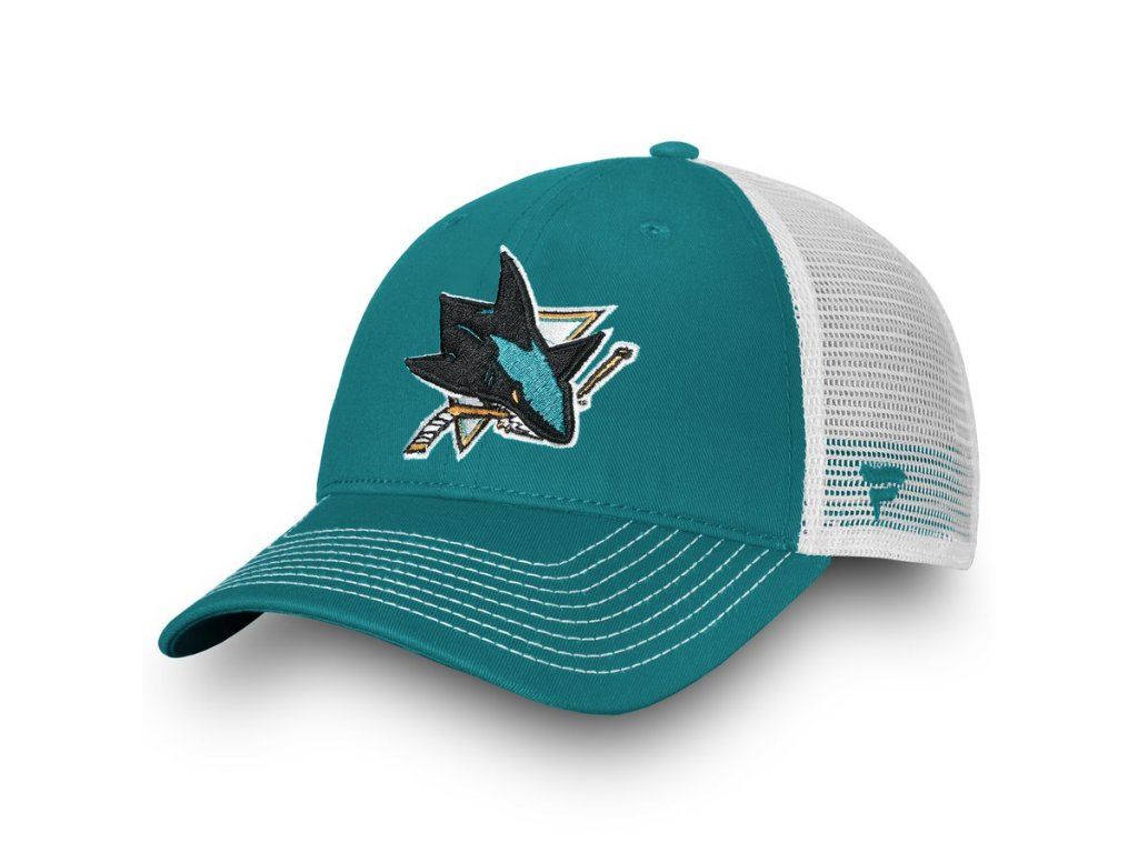 0430348462c KŠILTOVKY A ČEPICE San Jose Sharks - Fanda-NHL.cz