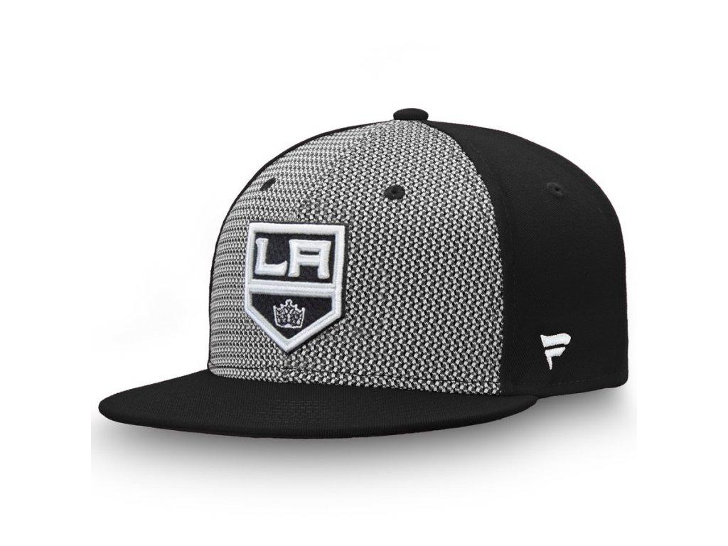 Kšiltovka Los Angeles Kings Versalux Fitted