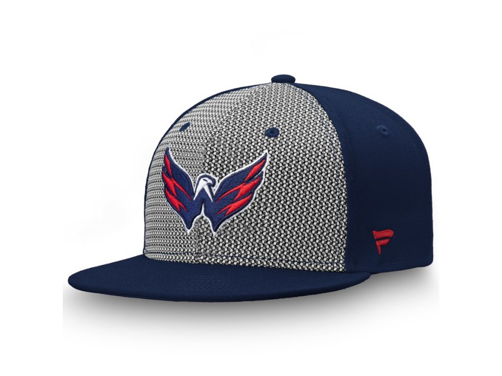 Kšiltovka Washington Capitals Versalux Fitted