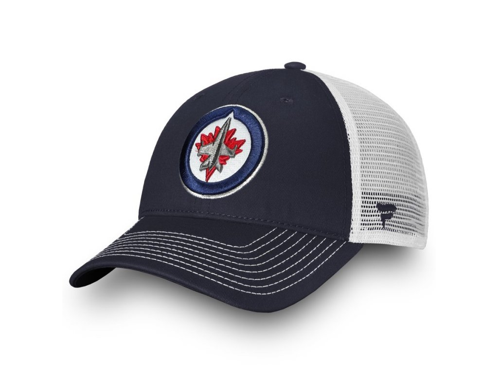 71894 detska ksiltovka winnipeg jets core trucker