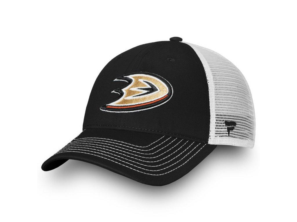 Dětská Kšiltovka Anaheim Ducks Core Trucker