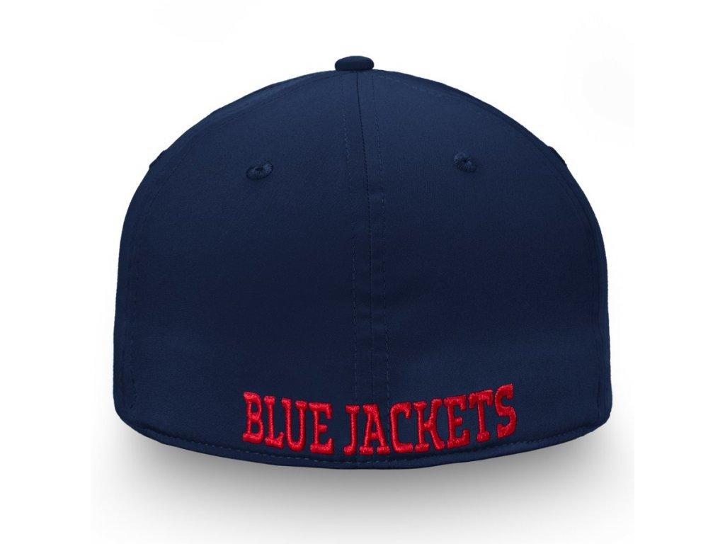 c2325df5948 Kšiltovka Columbus Blue Jackets Iconic Stripe Speed Flex - Fanda-NHL.cz
