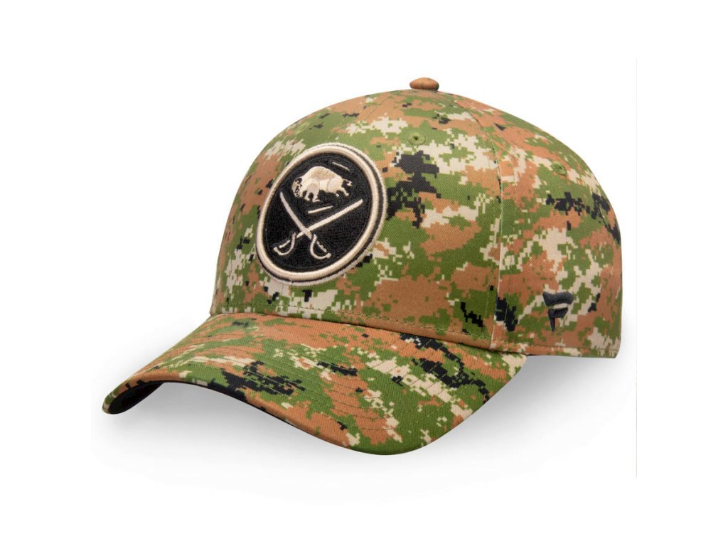Kšiltovka  Buffalo Sabres Authentic Pro Military Appreciation Alpha Adjustable
