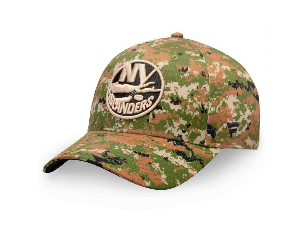 Kšiltovka  New York Islanders Authentic Pro Military Appreciation Alpha Adjustable