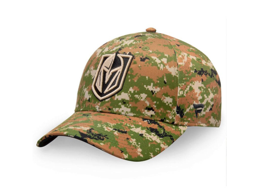 Kšiltovka  Vegas Golden Knights Authentic Pro Military Appreciation Alpha Adjustable