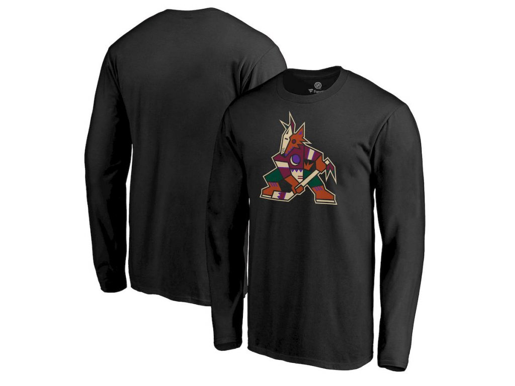 Tričko Arizona Coyotes Team Alternate Long Sleeve