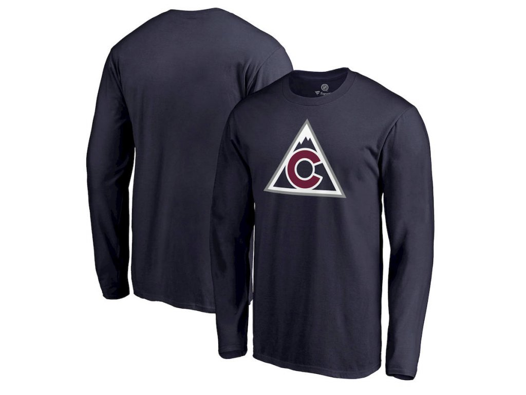 Dětské Tričko Colorado Avalanche Team Alternate Long Sleeve