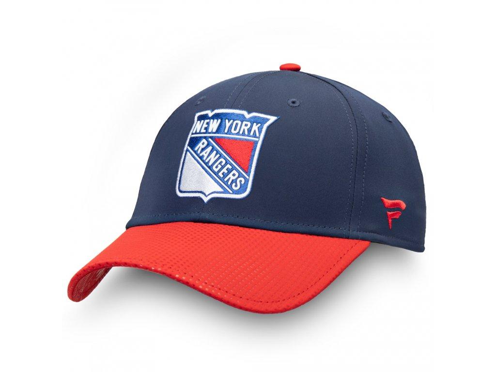 Kšiltovka  New York Rangers NHL NHL Draft 2019 Flex