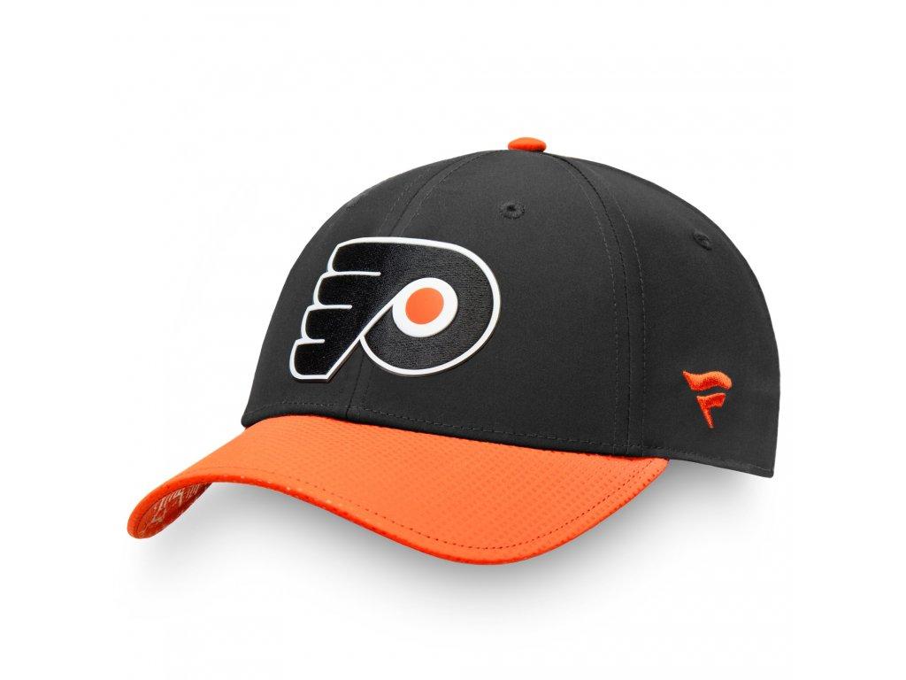 Kšiltovka  Philadelphia Flyers NHL NHL Draft 2019 Flex