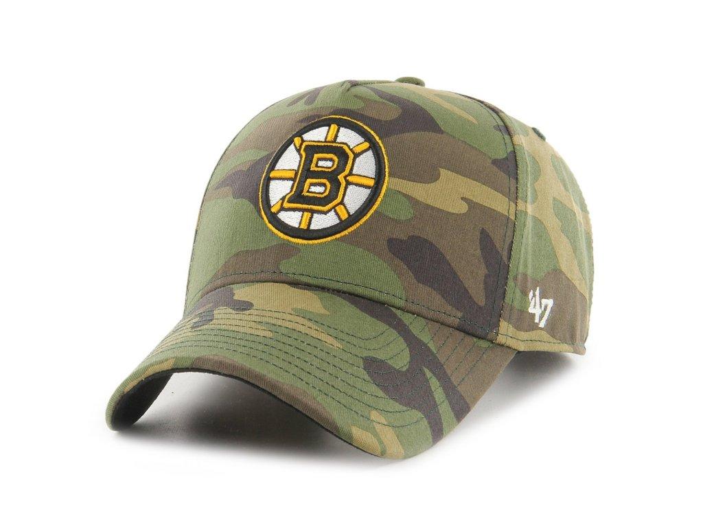 Kšiltovka Boston Bruins Grove Snapback '47 MVP DT
