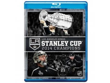 Blu-Ray Los Angeles Kings 2014 Stanley Cup Champions