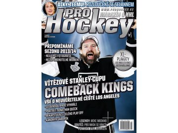 Časopis ProHockey 2014/7 - 8