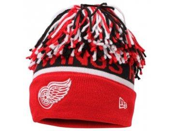 Zimní Čepice Detroit Red Wings New Era The Enthusiast